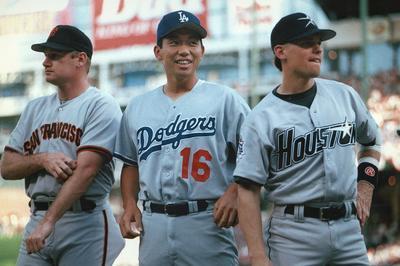 MLBオールスター 日本人ヒストリー