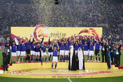 サッカー AFCアジアカップ