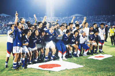日本代表 FIFAワールドカップ予選特集