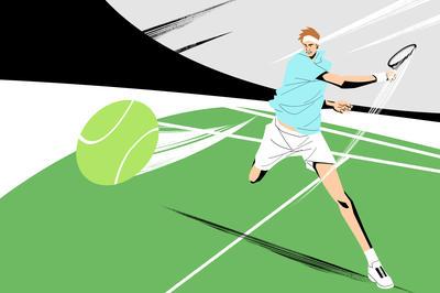スポーツ33競技 イラスト