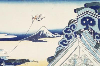 富士山の浮世絵