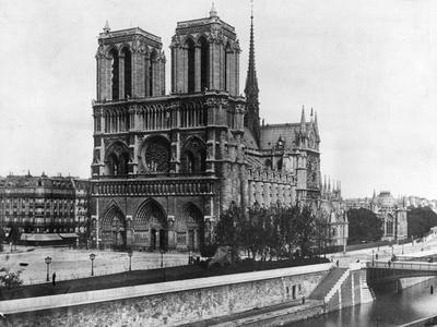 ノートルダム大聖堂の歴史
