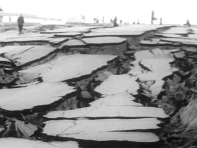 1964年の新潟地震