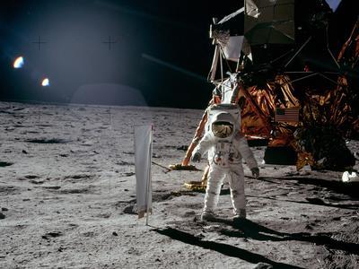 アポロ11号月面着陸から50年