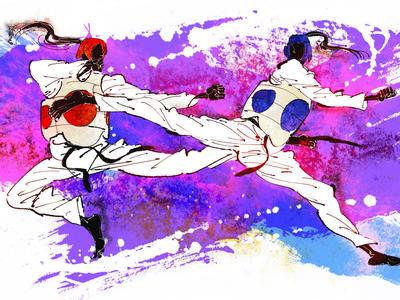 注目の「スポーツ33競技イラスト」