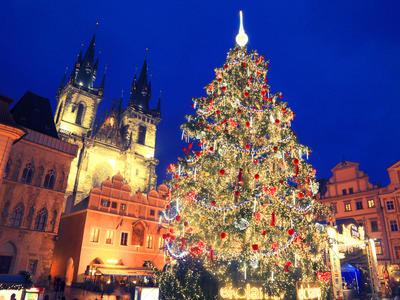 きらびやかな「クリスマスの風景」