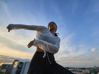 夢に向かって生きる女性のストーリー「mirai」