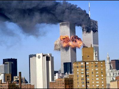 同時多発テロ事件から20年