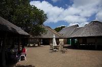 南アフリカ共和国 クルーガー国立公園 レストラン
