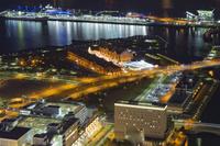 横浜ランドマークタワーからの夜景