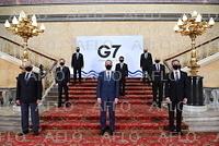 G7外相会議 英で対面形式で開催