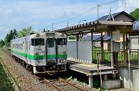 北海道 夕張駅