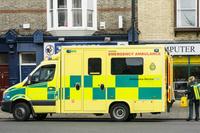 イギリスの救急車