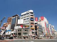 東京都 上野広小路交差点