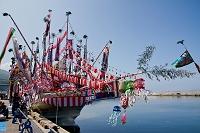 北海道 函館市 ひろめ舟祭り