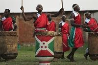 ブルンジ 伝統舞踊