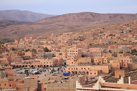 モロッコ カスバ街道