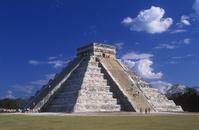 メキシコ ユカタン マヤ遺跡