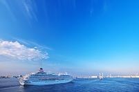 神奈川県 豪華客船飛鳥Ⅱ