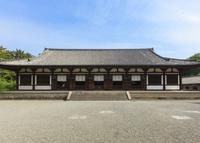 日本 奈良県 唐招提寺 講堂
