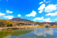 茨城県 つくば市 筑波山と燧ヶ池
