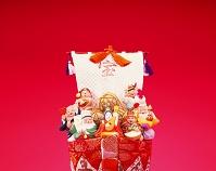 宝船の七福神