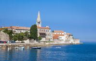 クロアチア イストラ半島 ポレッチ エウフラシウスの塔