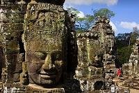 カンボジア アンコール・トム
