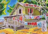 島の洗濯屋