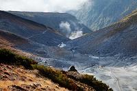 富山県 立山 地獄谷