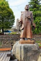 静岡県 韮山反射炉 江戸川英龍像