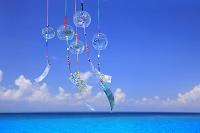 青空と風鈴
