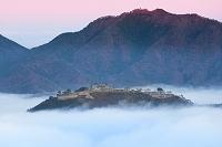 兵庫県 竹田城跡の雲海