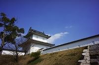 兵庫県 赤穂城三の丸大手隅櫓