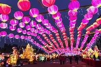台湾 ランタンフェスティバル