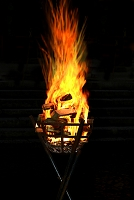 京都府  篝火