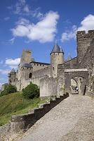 フランス カルカソンヌ城