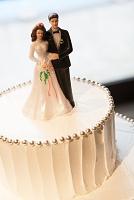 ウエディングケーキ イメージ
