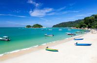 マレーシア パンコール島