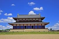 奈良県  大極殿