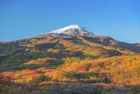 秋田県 紅葉の鳥海山