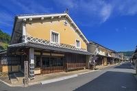 愛媛県 八日市護国の町並み
