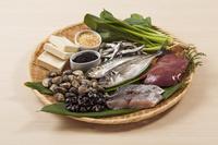 鉄分を多く含む食品