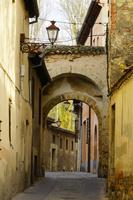 スペイン セゴビアの街路