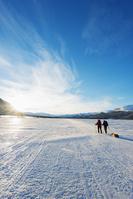 スウェーデン アビスコ国立公園