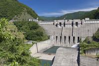静岡県 大井川 長島ダム
