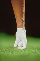 ゴルフ ティーショット