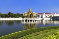 タイ アユタヤ バンパイン宮殿