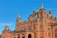 イギリス グラスゴー ケルビングローブ美術館・博物館