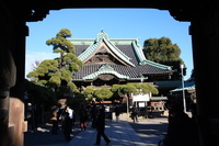東京正月 柴又帝釈天
